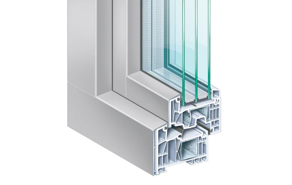 Fenstersysteme Kunststoff Kunststoff Alu Hefesta Gmbh